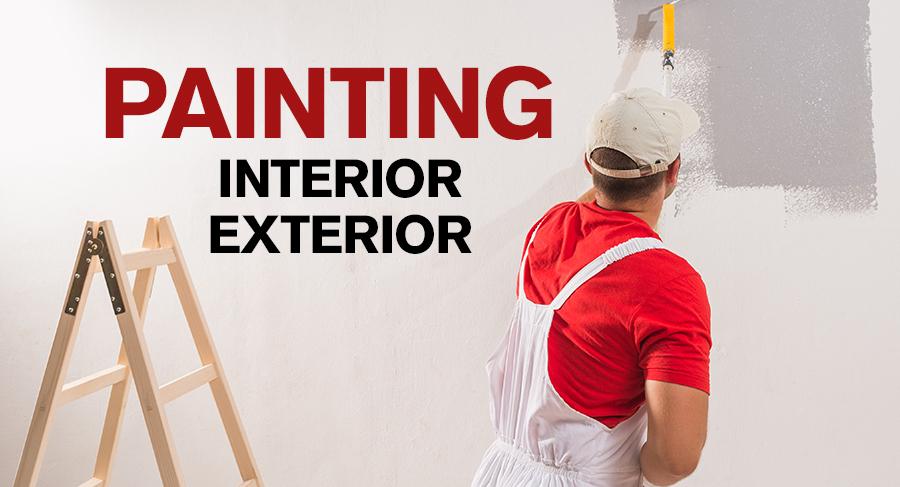House Painting, Termite Damage Repair San Diego