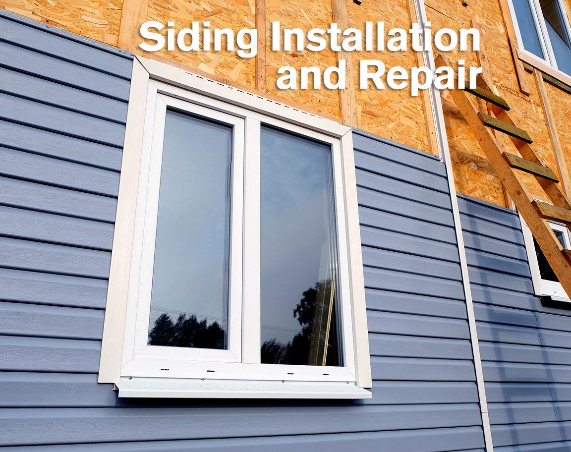 Siding Installation Repair